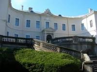 Wycieczki do Pałangi i Klajpedy, Palac Tyszkiewiczów