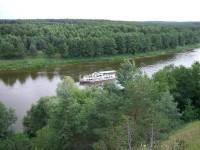 Wycieczki do Druskiennik, rejs statkiem po Niemnie