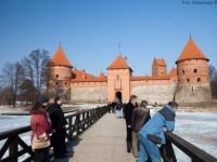 Wycieczki do Wilna, Zamek w Trokach