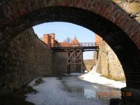 Wycieczka do Wilna, Zamek w Trokach