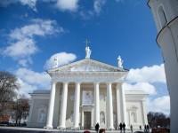 Wycieczka do Wilna, Katedra w Wilnie
