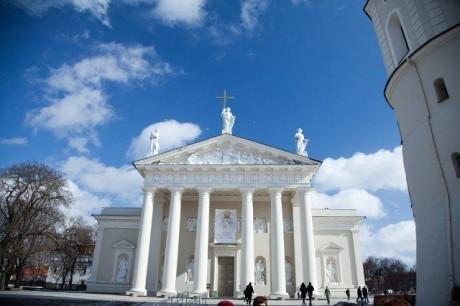 Wilno + Katedra